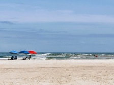 Cape Fear. The sand bars reach out 20 miles. Because of all the shipwrecks, the Coast Guard was born here.