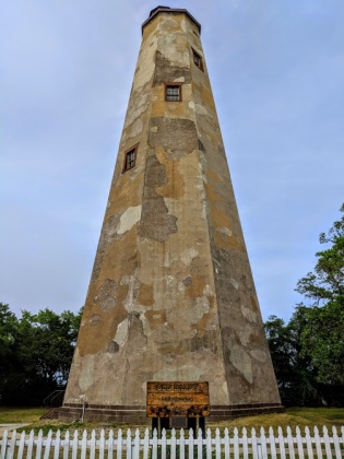 Old Baldy, oldest lighthouse in NC