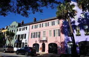 Charleston pastels