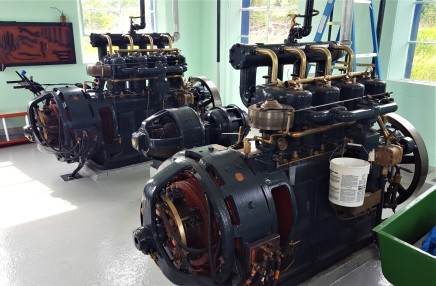 100 year old DC generators (that still work)