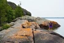 Niki on Croker Island