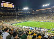 Door County Packers vs Bears