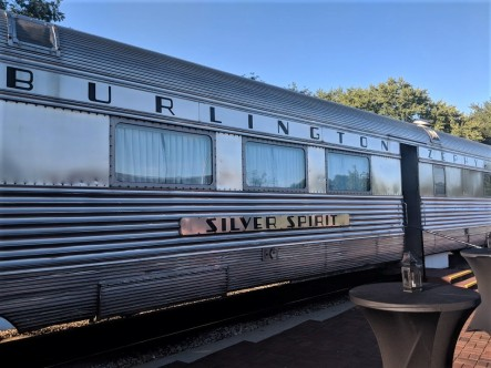 Silver Spirit Dining Car