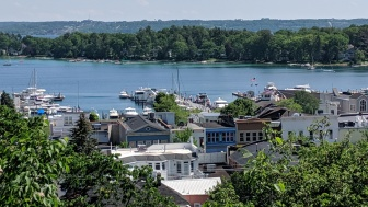 Beautiful Harbor Springs, MI
