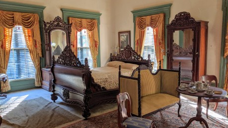 Bedroom at Waverly