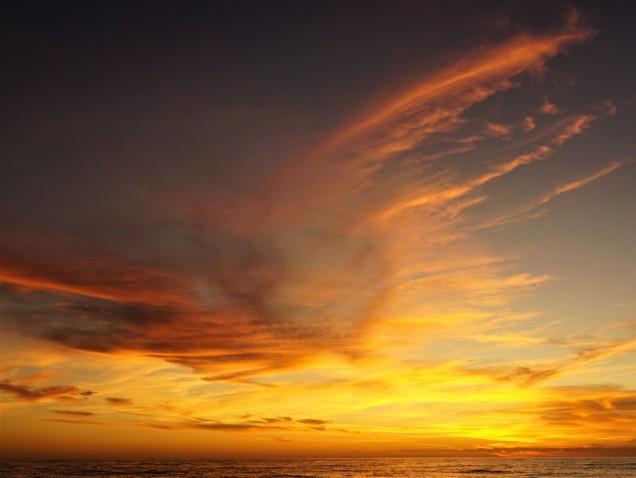 PCP sunset